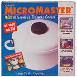 Micro Magic  Microwave Pressure Cooker