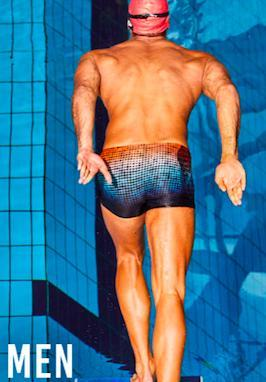 Male Competitive Swimwear