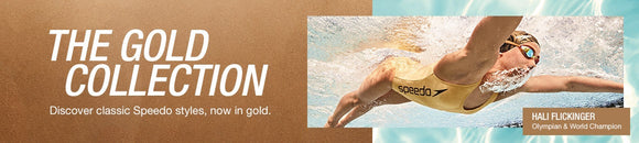 Speedo Gold Collection