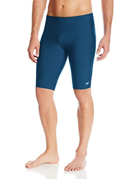 Solid Jammer - Speedo Endurance+ (Navy) - Olym's Swim Shop