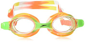 Speedo Skoogles (orange/green)