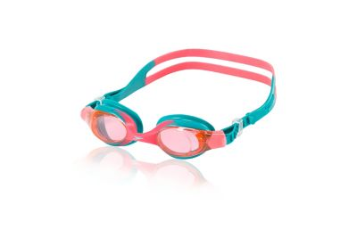 Speedo Skoogles (pink/green) - Olym's Swim Shop