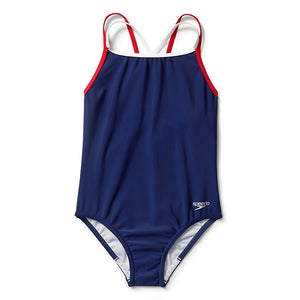 Speedo Girls CROSSBACK ONE PIECE