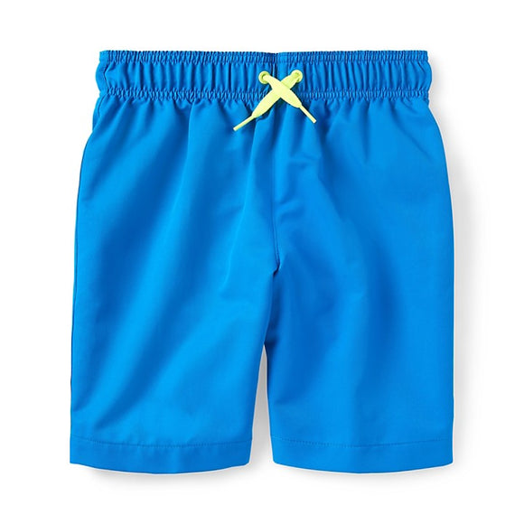 Speedo Boys Swim Shorts (solid Volley 15