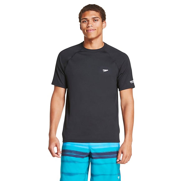 SPEEDO New Easy Short Sleeve Tee Black