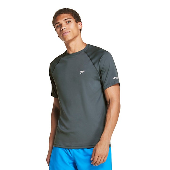 Speedo New Easy Short Sleeve Tee Grey