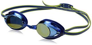 Jr Vanquisher 2.0 Mirrored (navy) - Olym's Swim Shop