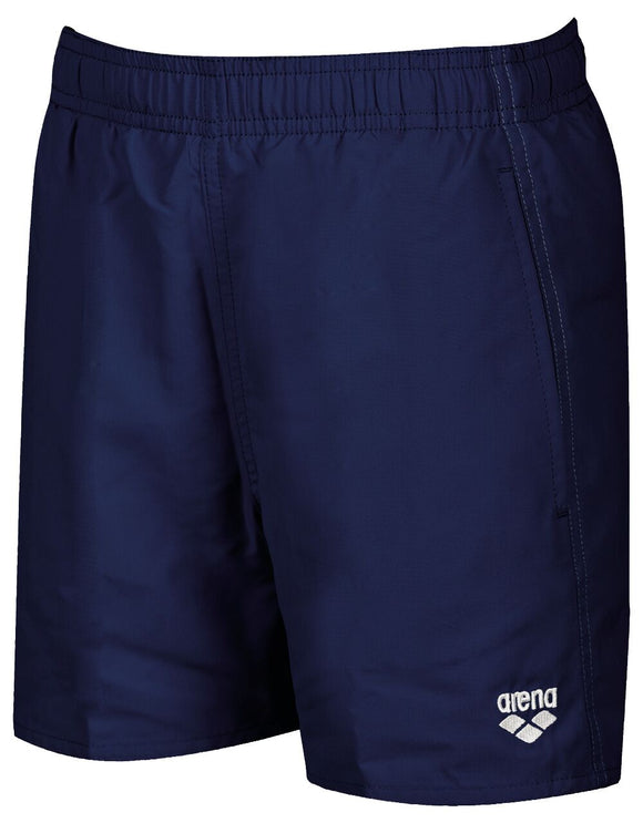 Arena Boys Solid Trunks Junior (navy) - Olym's Swim Shop