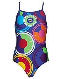 Arena Girls Y-Back One-Piece (royal) - Olym's Swim Shop