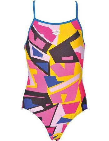 Arena Girls jumble junior one piece - Olym's Swim Shop