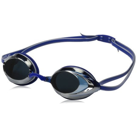 Speedo Vanquisher 2.0 Mirrored Goggles (silver blue)