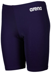 Arena Boys Solid Jammer Junior (Navy) - Olym's Swim Shop