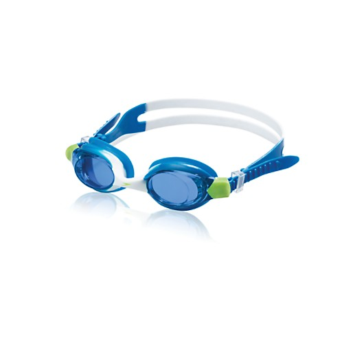 Speedo Skoogles (blue/lime)