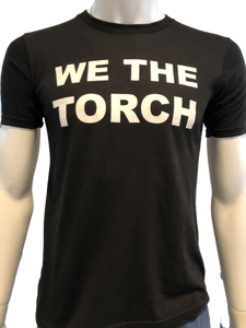 WE THE TORCH T-SHIRT (ROUND NECK ADULT)