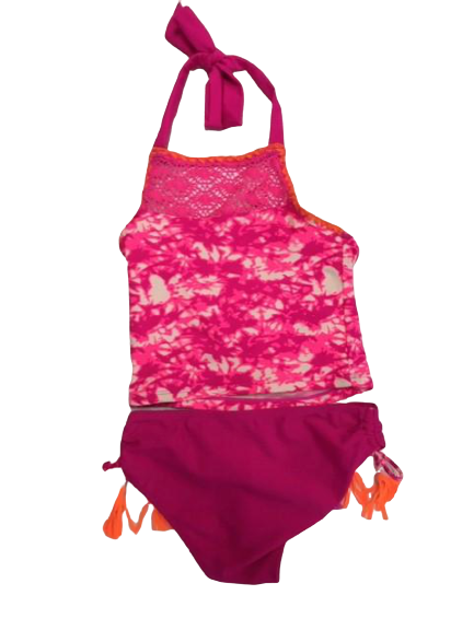 Swimstyle Girls Tankini  assorted (2 piece) - Olym's Swim Shop