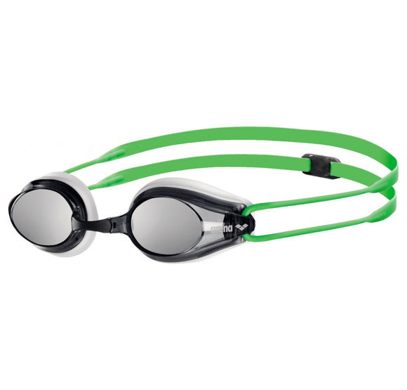 Arena Tracks Mirrored Goggles (green)