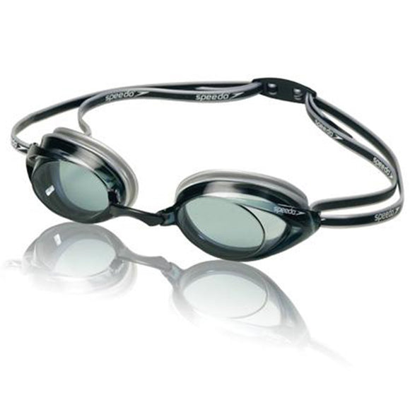 Speedo Vanquisher 2.0 goggles (black) - Olym's Swim Shop