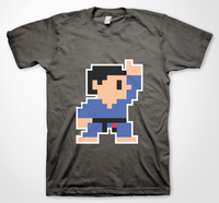 8-Bit Black Belt - Blue Gi