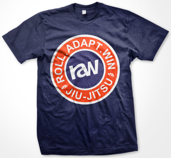 Roll Adapt Win Vintage Logo