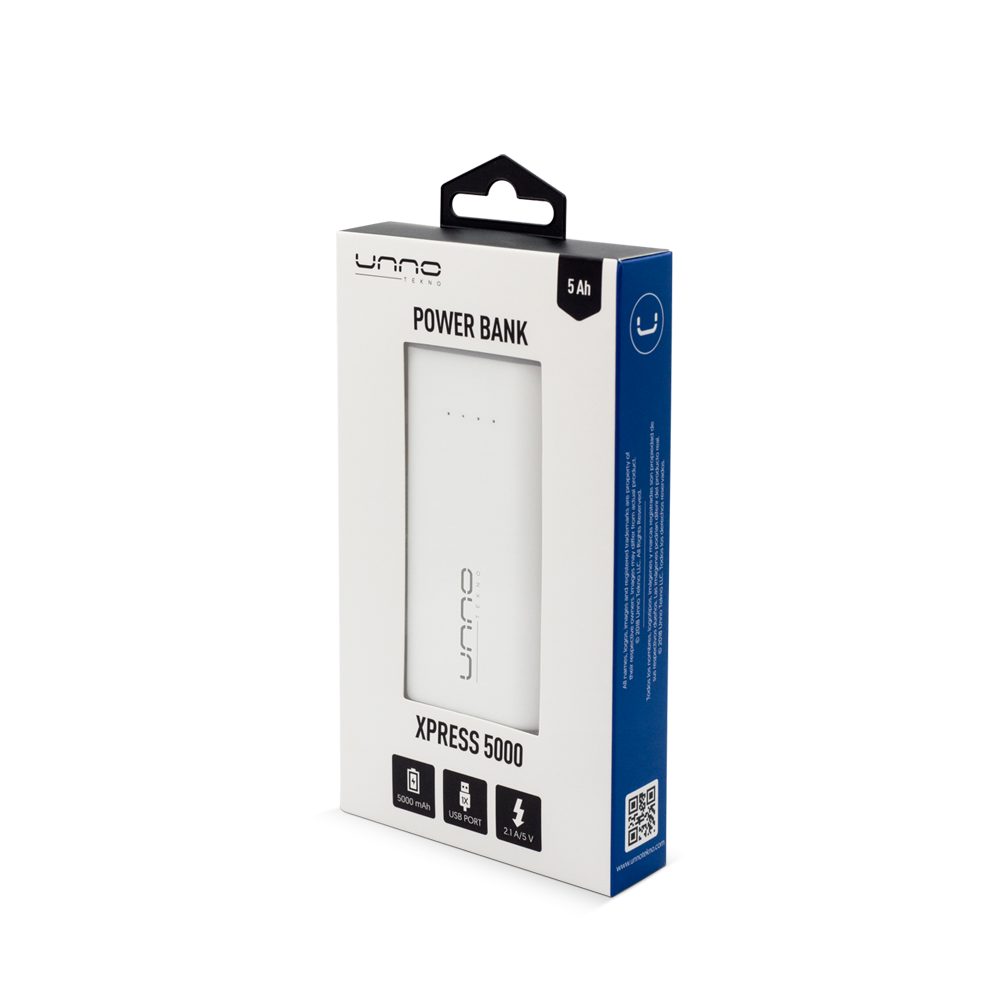 XPRESS 5000 POWER BANK<p>PB2050WT</p>