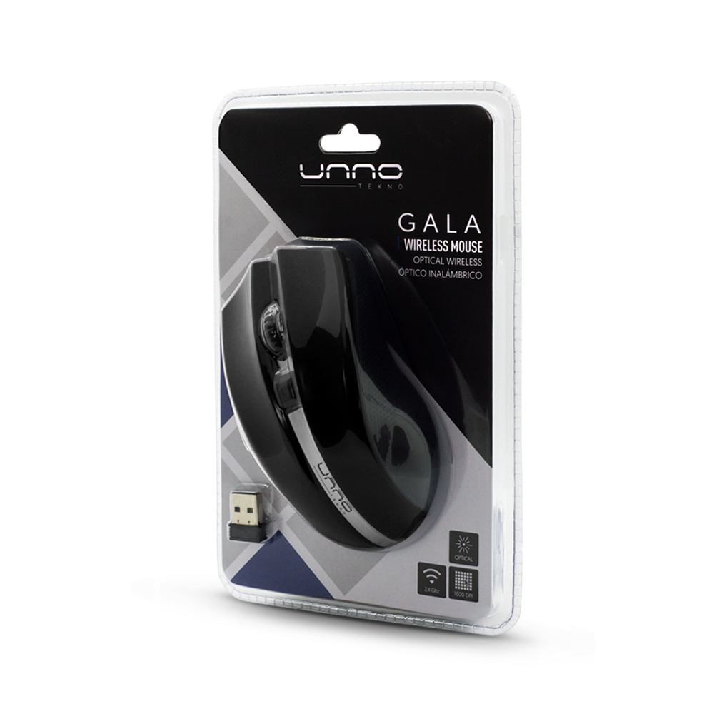 GALA WIRELESS MOUSE<p>MS6524</p>