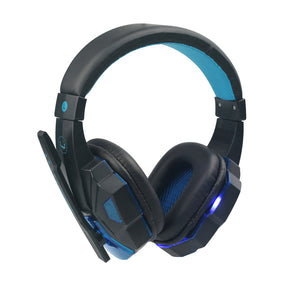 BRAVE USB HEADSET FOR GAMING<p>HS7230BL</p>