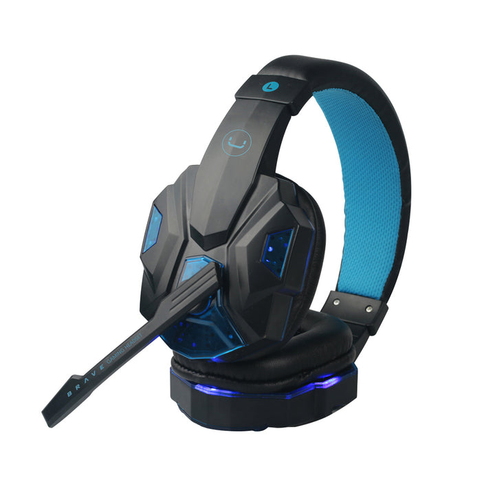 BRAVE USB HEADSET FOR GAMING