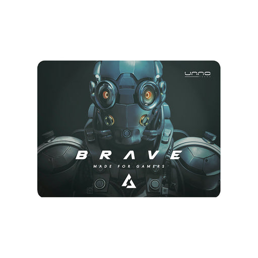 BRAVE LARGE MOUSE PAD FOR GAMING