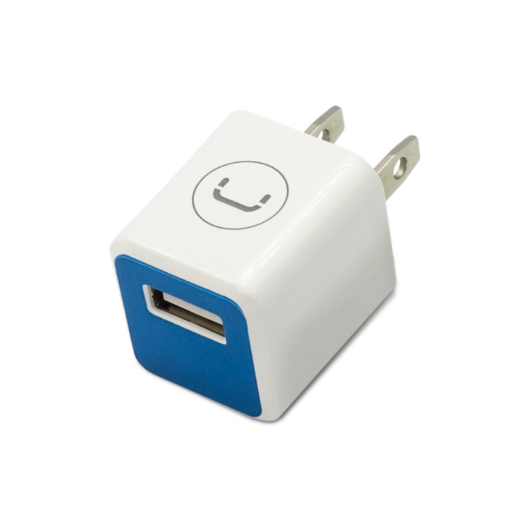 WALL CHARGER SINGLE USB | 1.0A<p>PW5051WT</p>