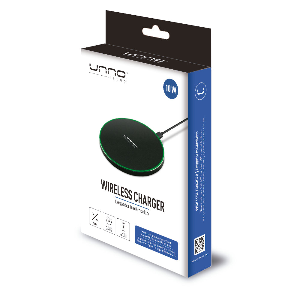 WIRELESS CHARGER | 10W<p>PW5111BK</p>