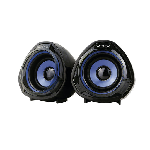 THUNDER USB STEREO DESKTOP SPEAKERS
