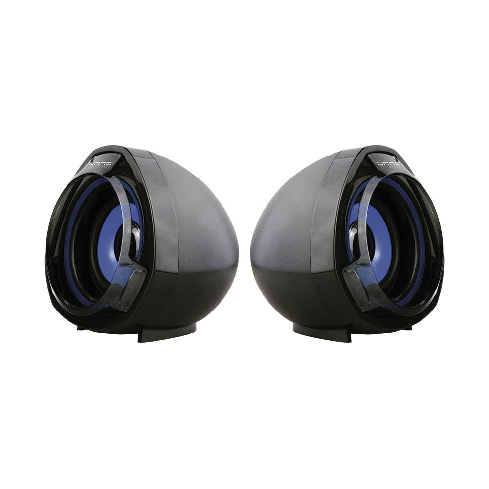 THUNDER USB STEREO DESKTOP SPEAKERS<p>SP9023BL</p>