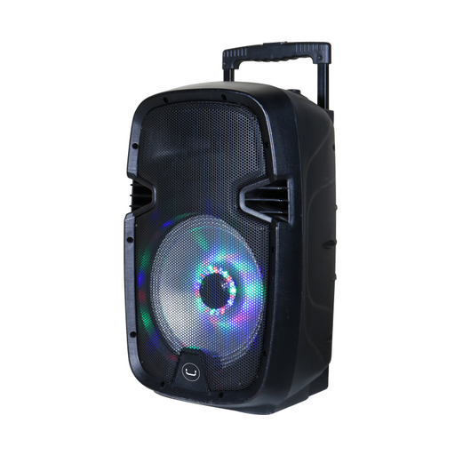 SOUNDWAVE 10 PORTABLE SPEAKER WITH LED LIGHTS<p>SP9410BK</p>