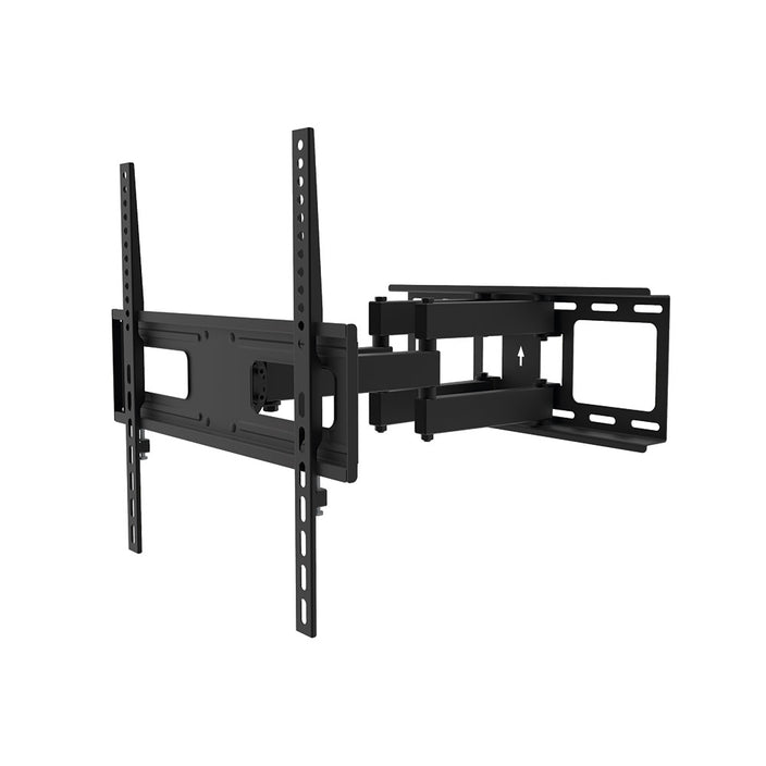 """FLAT TV WALL MOUNT FULL MOTION DOUBLE ARM 55"""""""