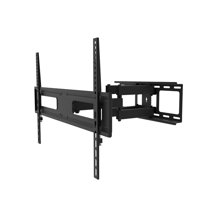 """FLAT TV WALL MOUNT FULL MOTION DOUBLE ARM 70"""""""