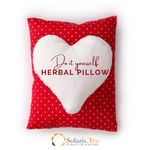 Making a Herbal Dream pillow