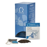 Earl Grey Organic Silk Teabags x40 - Solaris Tea