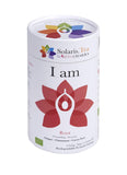 I Am - Root Chakra - Balance Your Inner Self - Organic Pyramid Teabags