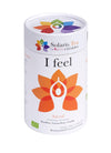 I Feel - Sacral Chakra Organic Pyramid Teabags - Solaris Tea