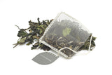 White Tea (Pai Mu Tan) Organic Silk Teabags x40