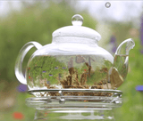 Afternoon Glass Tea-Pot Set (price excluding VAT)