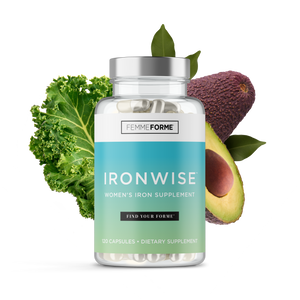 IronWise *Best Before Oct/2020