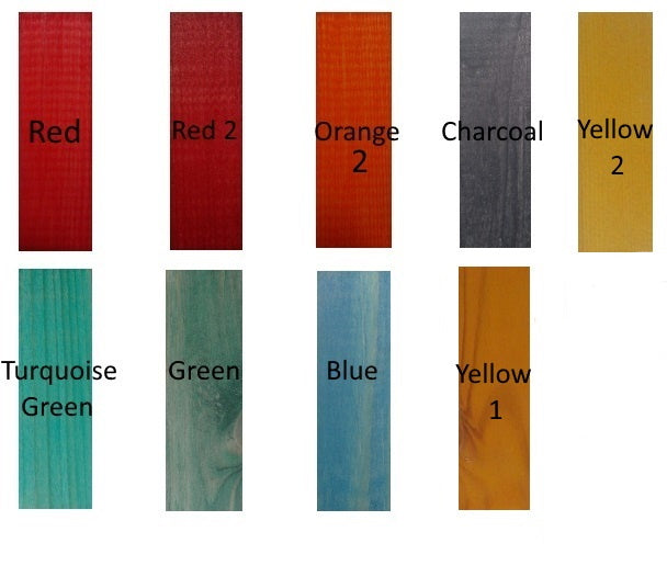 Powder Wood Dye - Water Soluble