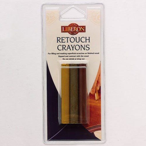 Retouch Crayons