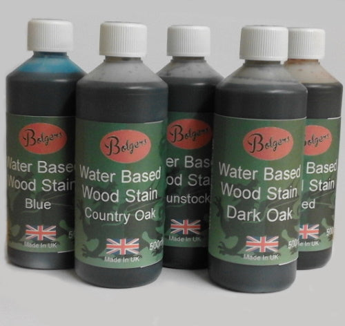 Water Based Wood Dye - 500ml