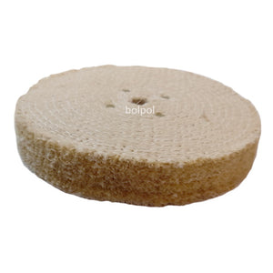 Stackable Sisal Polishing Wheel
