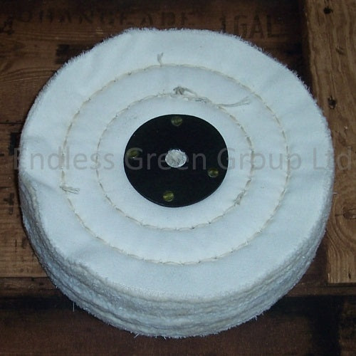 Open Stitched Cotton Wheel - 150mm