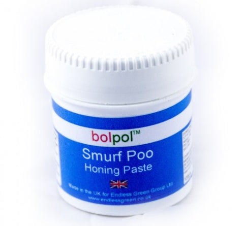 Smurf Poo Honing & Polishing Paste