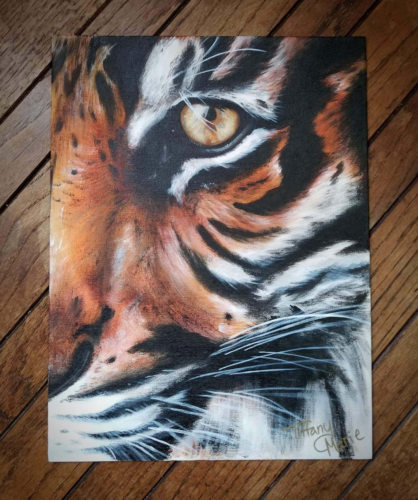 Fortitude - Original Painting