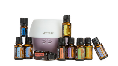 DoTERRA Starter Kits and Wholesale Pricing